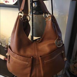Michael Kors Large Layton Shoulder Bag